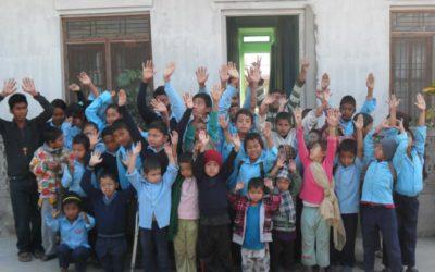 Una esperança pels nens i nenes amb discapacitat del Nepal