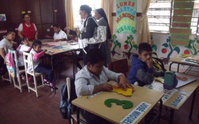 Inclusió escolar de nens i nenes, adolescents i joves amb discapacitat en centres educatius públics de Santa Cruz (Bolívia)