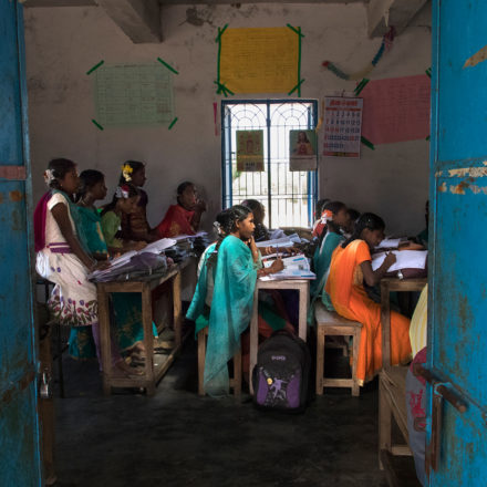 1r premi – Porta al futur (Sud Índia)