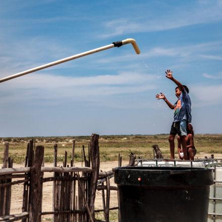 2n premi – Arriba l'aigua a Guajira (Colòmbia)