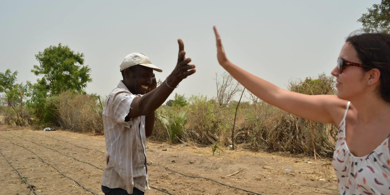 Voluntat i determinació. Article sobre Cultivalia Senegal