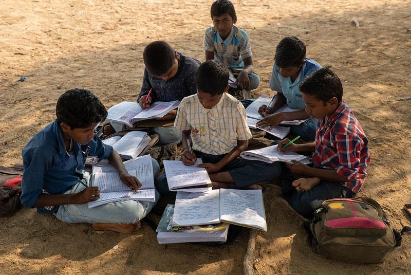 L'educació és la clau. Article sobre Ajutsi