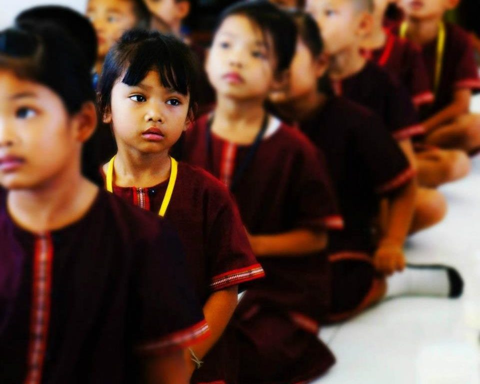 1r premi – Esperando la visita (tailàndia)