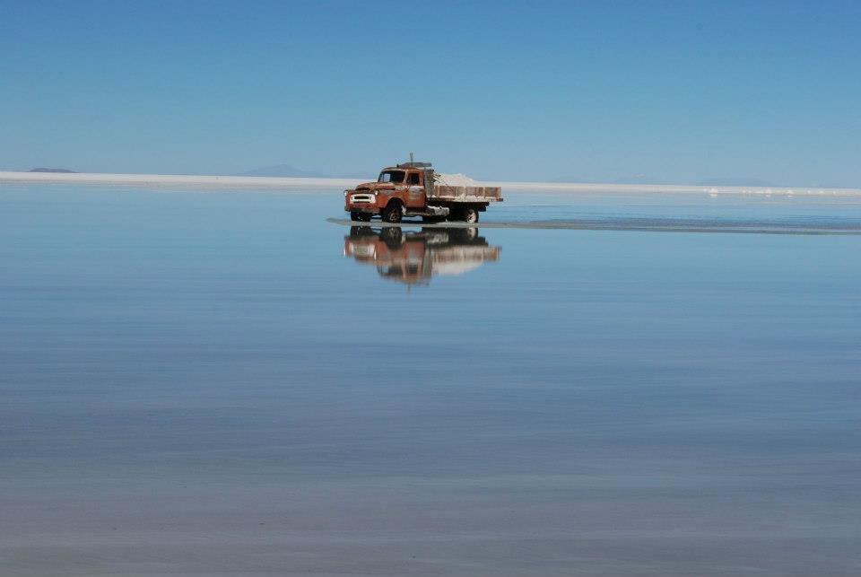 Accèssit 2 – El salar més ric (Bolívia)