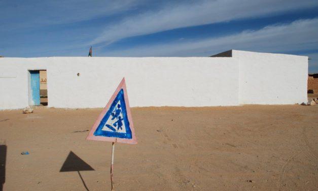 1r premi – ensenyament als campaments (tindouf, Algèria)