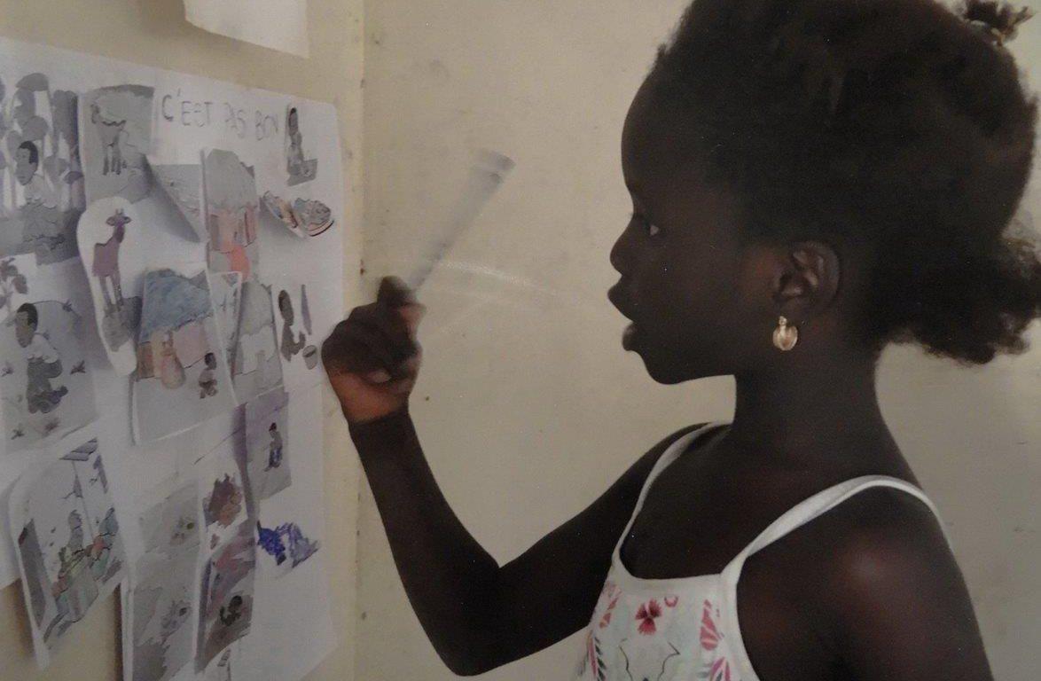 accèssit 1 – taller d'higiene (senegal)