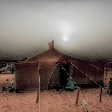 2N PREMI – A l'espera del Siroco (Dajla, Sàhara)